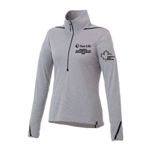 Sun Life Women's Quarter Zip