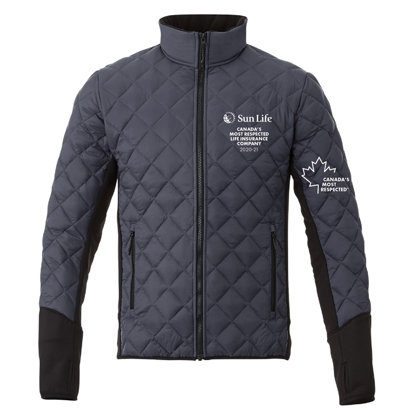 Sun Life Quilted Jacket