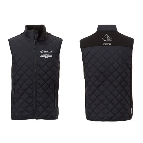 Sun Life Quilted Vest