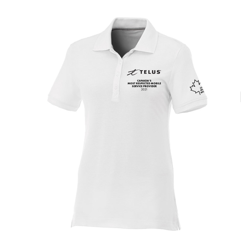 Telus Golf Shirt