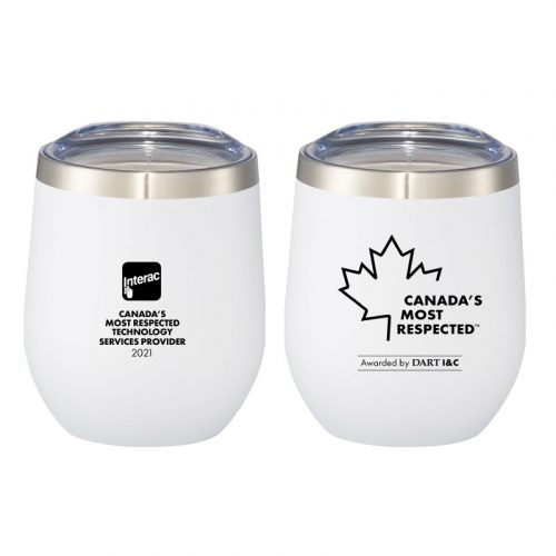 Interac Insulated Cup